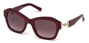 Zakup, lub powiększenie tej fotografii, Tods Eyewear TO0195-69T.