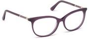 Zakup, lub powiększenie tej fotografii, Tods Eyewear TO5156-080.