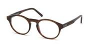 Zakup, lub powiększenie tej fotografii, Tods Eyewear TO5215-054.