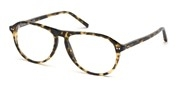 Zakup, lub powiększenie tej fotografii, Tods Eyewear TO5219-055.
